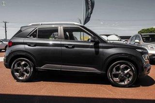2021 Hyundai Venue QX.V3 MY21 Active Grey 6 Speed Automatic Wagon
