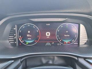 2021 Skoda Octavia NX MY21 RS Sedan DSG Grey 7 Speed Sports Automatic Dual Clutch Liftback