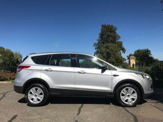 2013 Ford Kuga TF Ambiente AWD Silver 6 Speed Sports Automatic Wagon