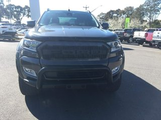 2017 Ford Ranger Wildtrak Grey Sports Automatic Double Cab Pick Up.