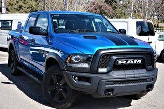2020 Ram 1500 Warlock SWB Hydro Blue Pearl 8 Speed Automatic Utility.