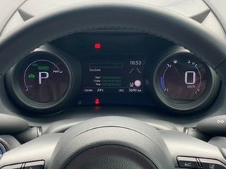 2020 Toyota Yaris Cross MXPJ15R GX AWD Lunar Blue 1 Speed Constant Variable Hatchback