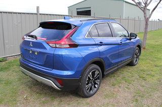 2021 Mitsubishi Eclipse Cross YB MY21 LS 2WD Blue 8 Speed Constant Variable Wagon.