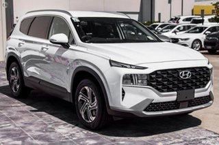 2021 Hyundai Santa Fe Tm.v3 MY21 Active DCT White 8 Speed Sports Automatic Dual Clutch Wagon