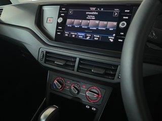 2021 Volkswagen Polo AW MY21 70TSI DSG Trendline White 7 Speed Sports Automatic Dual Clutch