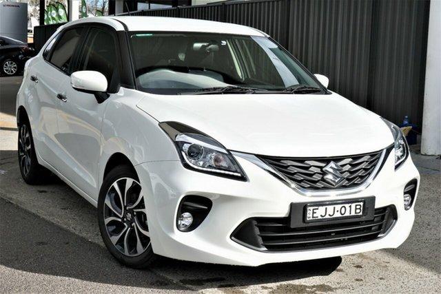 Used Suzuki Baleno EW Series II GLX Phillip, 2020 Suzuki Baleno EW Series II GLX White 4 Speed Automatic Hatchback