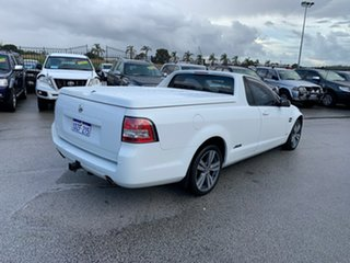 2012 Holden Commodore VE II MY12 Omega White 6 Speed Automatic Utility