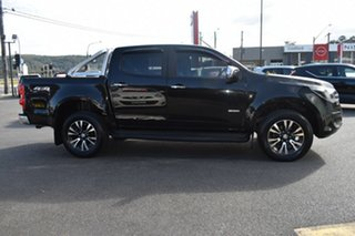 2018 Holden Colorado RG MY19 LTZ Pickup Crew Cab Black 6 Speed Sports Automatic Utility.
