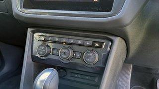 2021 Volkswagen Tiguan 5N MY21 132TSI Comfortline DSG 4MOTION Allspace Pure White 7 Speed
