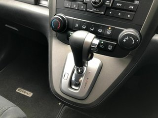 2011 Honda CR-V RE MY2011 4WD White 5 Speed Automatic Wagon