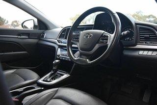 2018 Hyundai Elantra AD MY18 Elite Silver 6 Speed Sports Automatic Sedan