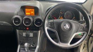 2012 Holden Captiva CG Series II MY12 5 White 6 Speed Sports Automatic Wagon