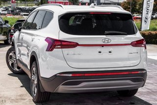 2021 Hyundai Santa Fe Tm.v3 MY21 Active DCT White 8 Speed Sports Automatic Dual Clutch Wagon.
