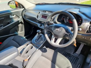 2013 Kia Sportage SL MY13 SI Gold 6 Speed Sports Automatic Wagon