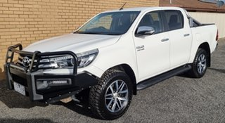 2015 Toyota Hilux GUN126R SR5 Double Cab 6 Speed Sports Automatic Utility.