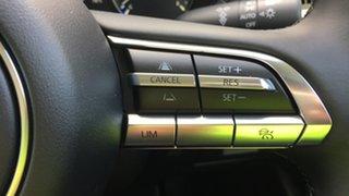 2021 Mazda 3 BP2S7A G20 SKYACTIV-Drive Touring White Pearl 6 Speed Sports Automatic Sedan