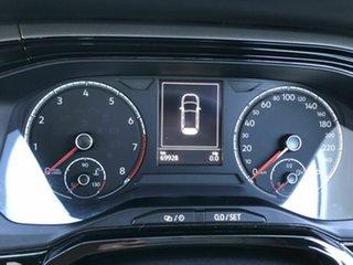 2018 Volkswagen Polo AW MY18 70TSI Trendline Silver 5 Speed Manual Hatchback