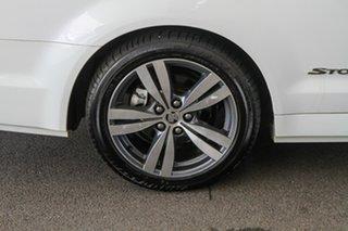 2014 Holden Ute VF SV6 Storm White 6 Speed Manual Utility