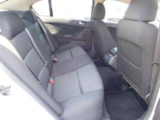 2012 Ford Falcon FG MkII XT White 6 Speed Sports Automatic Sedan