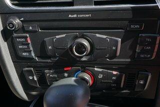 2010 Audi A5 8T MY10 Sportback Multitronic Black 8 Speed Constant Variable Hatchback