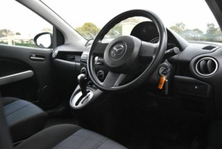 2011 Mazda 2 DE10Y2 MY12 Neo Green 4 Speed Automatic Hatchback