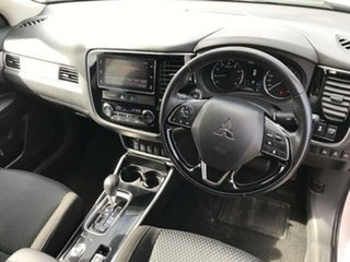 2018 Mitsubishi Outlander ZL MY19 LS 7 Seat (AWD) White Continuous Variable Wagon