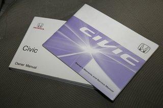2013 Honda Civic 9th Gen Ser II VTi-L Silver 5 Speed Sports Automatic Sedan
