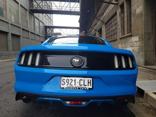 2017 Ford Mustang FM 2017MY Fastback SelectShift Grabber Blue 6 Speed Sports Automatic Fastback