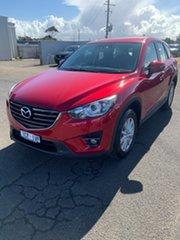 2015 Mazda CX-5 KE1072 Maxx SKYACTIV-Drive Sport Soul Red 6 Speed Sports Automatic Wagon.