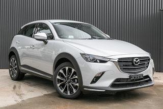 2021 Mazda CX-3 DK2W7A sTouring SKYACTIV-Drive FWD Ceramic 6 Speed Sports Automatic Wagon.