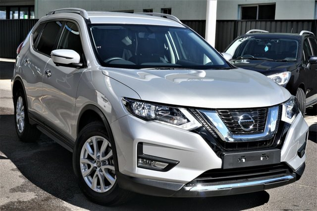 Used Nissan X-Trail T32 Series II ST-L X-tronic 2WD Phillip, 2020 Nissan X-Trail T32 Series II ST-L X-tronic 2WD Silver 7 Speed Constant Variable Wagon