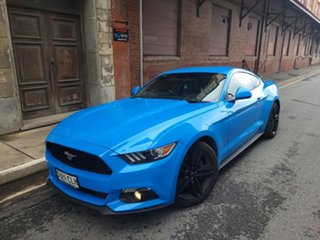 2017 Ford Mustang FM 2017MY Fastback SelectShift Grabber Blue 6 Speed Sports Automatic Fastback.
