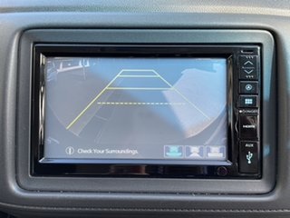 2018 Honda HR-V MY18 VTi-S Black Continuous Variable Wagon