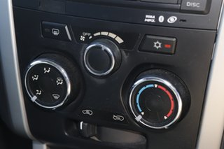 2013 Isuzu D-MAX MY12 LS-U Crew Cab Beige 5 Speed Sports Automatic Utility