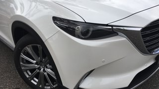 2021 Mazda CX-9 TC Azami LE SKYACTIV-Drive i-ACTIV AWD White Pearl 6 Speed Sports Automatic Wagon.