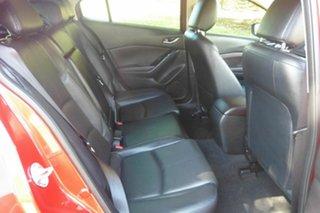 2017 Mazda 3 BN5476 Touring SKYACTIV-MT Red 6 Speed Manual Hatchback