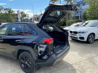 2020 Toyota RAV4 Axah54R Cruiser eFour Eclipse Black 6 Speed Constant Variable Wagon.