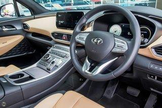 2021 Hyundai Santa Fe Tm.v3 MY21 Highlander DCT White 8 Speed Sports Automatic Dual Clutch Wagon