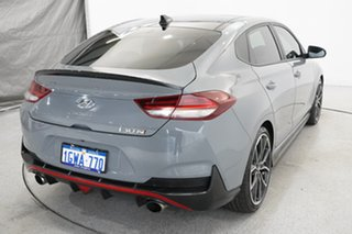 2019 Hyundai i30 PDe.3 MY19 N Fastback Performance Grey 6 Speed Manual Coupe