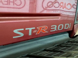 2006 Nissan Navara D22 S2 ST-R Red 5 Speed Manual Utility