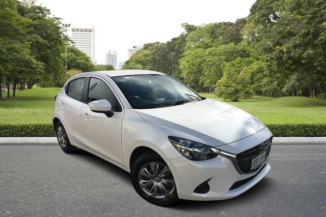 Used Mazda 2 DJ2HA6 Neo SKYACTIV-MT Paradise, 2015 Mazda 2 DJ2HA6 Neo SKYACTIV-MT White 6 Speed Manual Hatchback