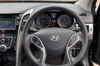 2015 Hyundai i30 GD4 Series 2 Active Black 6 Speed Automatic Hatchback