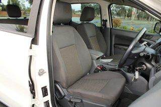 2015 Ford Ranger PX XLS 3.2 (4x4) White 6 Speed Manual Dual Cab Utility