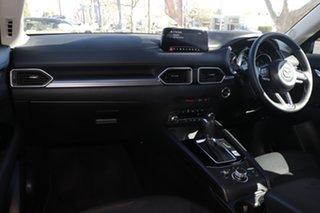 2019 Mazda CX-5 KF2W7A Maxx SKYACTIV-Drive FWD Sport Black 6 Speed Sports Automatic Wagon.