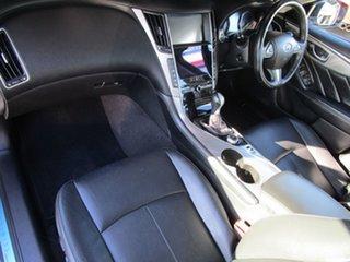2015 Infiniti Q50 V37 GT Silver 7 Speed Sports Automatic Sedan