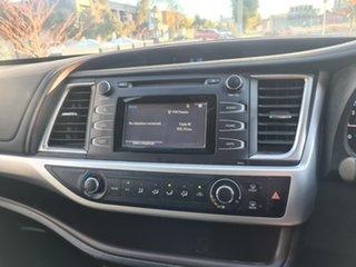 2017 Toyota Kluger GSU50R GX 2WD White 8 Speed Sports Automatic Wagon