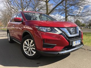 2020 Nissan X-Trail T32 MY21 ST X-tronic 2WD Ruby Red 7 Speed Constant Variable Wagon.