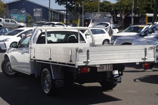 2011 Ford Falcon FG Super Cab White 6 Speed Sports Automatic Cab Chassis