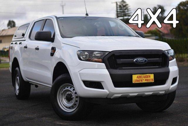 Used Ford Ranger PX MkII 2018.00MY XL Strathalbyn, 2018 Ford Ranger PX MkII 2018.00MY XL White 6 Speed Sports Automatic Utility