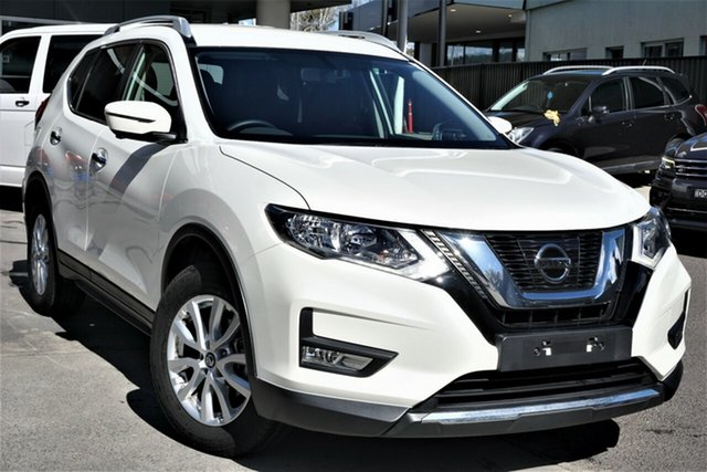 Used Nissan X-Trail T32 Series II ST-L X-tronic 4WD Phillip, 2020 Nissan X-Trail T32 Series II ST-L X-tronic 4WD White 7 Speed Constant Variable Wagon